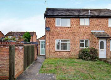 Thumbnail 1 bed semi-detached house for sale in Framlingham Grove, Kenilworth
