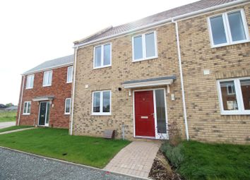 Thumbnail 2 bed terraced house for sale in Pike Lane, King's Lynn