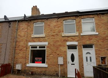 Thumbnail 3 bed terraced house for sale in 76 Portia Street, Ashington, Northumberland