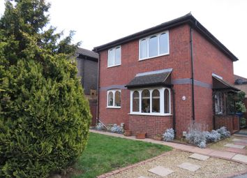 Thumbnail 3 bed detached house for sale in Benson Close, Bicester
