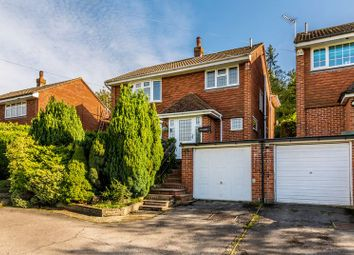Thumbnail 4 bed detached house for sale in Rushmore Hill, Pratts Bottom, Orpington