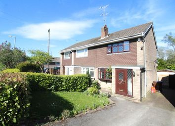 Thumbnail 2 bed semi-detached house for sale in Lyneside Road, Knypersley, Stoke-On-Trent