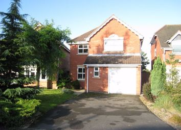 Thumbnail 3 bed detached house for sale in Glean Close, Broughton Astley, Leicester