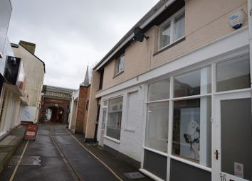 Thumbnail 1 bed flat for sale in Market Street, Barnstaple