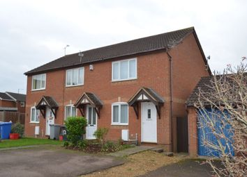 Thumbnail 2 bed terraced house to rent in St. Bernards Court, Kettering