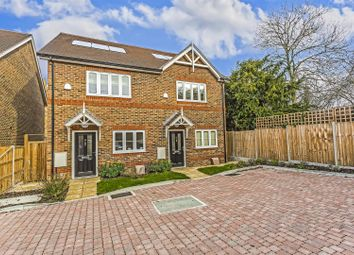 Winchester Mews, Worcester Park KT4. 2 bed semi-detached house