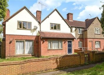 Thumbnail 4 bed semi-detached house for sale in Churchfield Cottages, Bedford Lane, Sunningdale