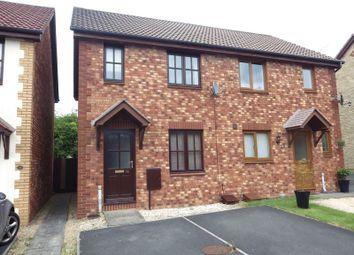 Thumbnail 2 bed semi-detached house for sale in Fennel Drive, Bradley Stoke, Bristol