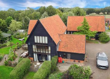 Thumbnail 5 bed barn conversion for sale in Moorbridge Lane, Harleston, Stowmarket