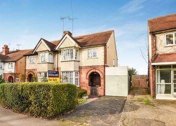 Thumbnail 3 bedroom semi-detached house for sale in Tilehurst Road, Reading
