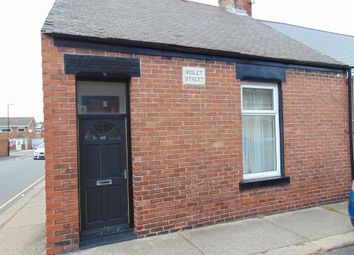 Thumbnail 2 bedroom cottage for sale in Violet Street, Sunderland