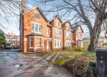 Thumbnail 1 bedroom flat to rent in Regent Road, Altrincham