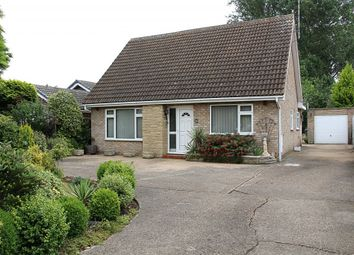 Thumbnail 3 bed bungalow for sale in Crowland Road, Eye, Peterborough