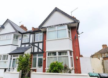 Thumbnail 3 bedroom terraced house for sale in Berwick Road, Wood Green