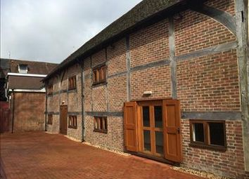 Thumbnail Commercial property for sale in The Barn, 23B High Street, Alton, Hampshire