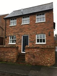 Thumbnail 3 bed detached house to rent in Vicarage Lane, Wing, Leighton Buzzard