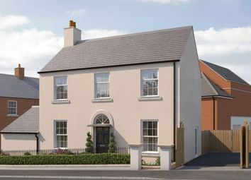 Thumbnail 3 bed end terrace house for sale in Sherford Village, Haye Road, Plymouth, Devon