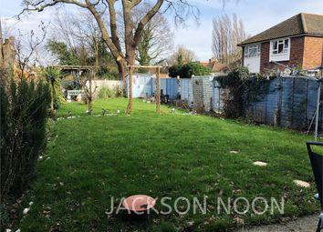 Thumbnail 1 bed maisonette to rent in Chessington Road, West Ewell, Epsom