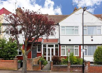 Thumbnail 3 bed terraced house for sale in Beacontree Road, Leytonstone, London