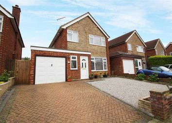 Thumbnail 3 bed detached house for sale in Palmcroft Road, Ipswich