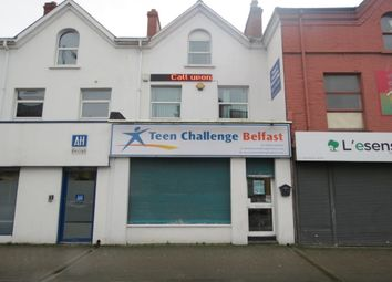 Thumbnail 4 bedroom terraced house for sale in Albertbridge Road, Belfast