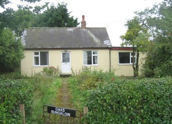 Thumbnail 3 bed bungalow for sale in Oaks Bungalow, Redgrave Road, Blo Norton, Diss, Norfolk