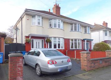 Thumbnail 3 bed semi-detached house for sale in Hawthorn Road, Huyton, Liverpool