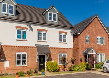 Thumbnail 3 bed semi-detached house for sale in Severn Way, Crewe, Cheshire East