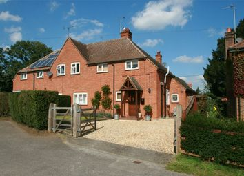 Thumbnail 3 bed semi-detached house to rent in Wedmans Lane, Rotherwick, Hook