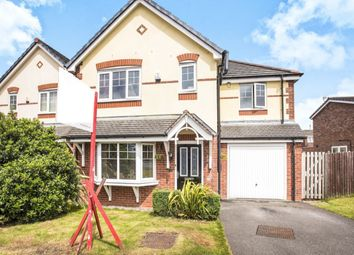 Thumbnail 4 bed detached house for sale in Alpine Close, Lostock Hall, Preston