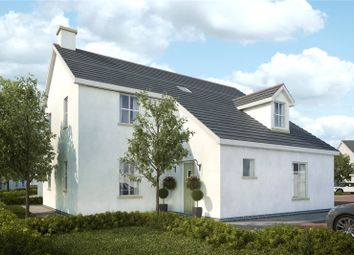 Thumbnail 4 bed detached house for sale in Nevern (Plot 21), Garden Meadows Park, Narberth Road, Tenby