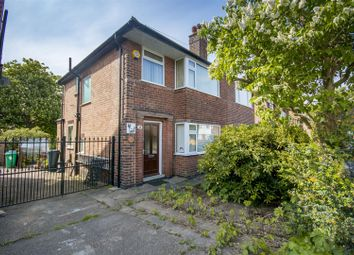 3 bed semi-detached house for sale in Tewkesbury Drive, Old Basford, Nottinghamshire NG6