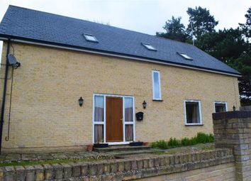 Thumbnail 4 bedroom detached house to rent in Monksgate, Thetford