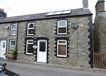 Thumbnail 3 bed terraced house for sale in Tregaron