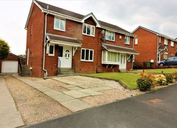 Thumbnail 3 bed semi-detached house for sale in Pirleyhill Drive, Falkirk