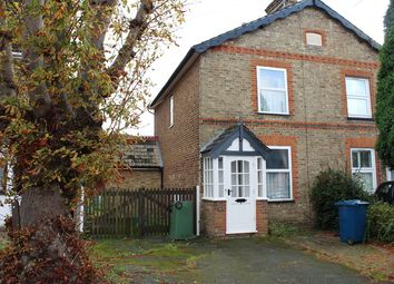 Thumbnail 2 bed semi-detached house for sale in Harrow Weald, Middlesex