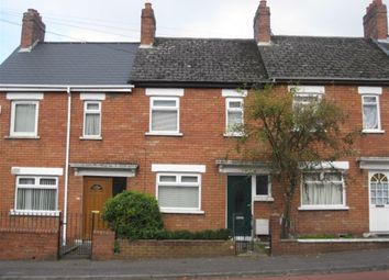 Thumbnail 3 bed terraced house to rent in Sunnyside Street, Belfast