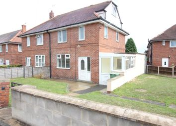 3 bed semi-detached house for sale in Brigshaw Drive, Allerton Bywater, Castleford WF10