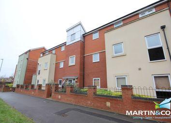 Thumbnail 2 bed flat to rent in Barrett Street, Smethwick