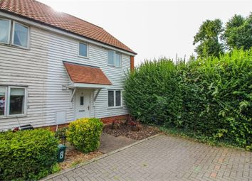 Thumbnail 3 bed end terrace house for sale in Glan Avon Mews, Harlow, Essex