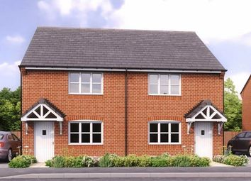 Thumbnail 3 bed semi-detached house for sale in Dunclent Close, Copcut, Droitwich