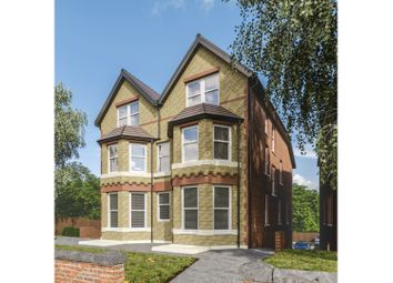 Thumbnail 3 bed flat for sale in 14 Sandringham Drive, Liverpool
