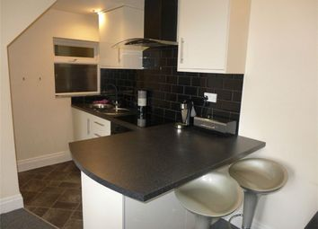 Thumbnail 2 bed end terrace house to rent in Blackmoorfoot Road, Huddersfield, West Yorkshire
