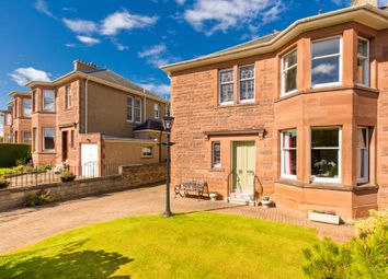 Thumbnail 3 bedroom semi-detached house for sale in Cadogan Road, Edinburgh