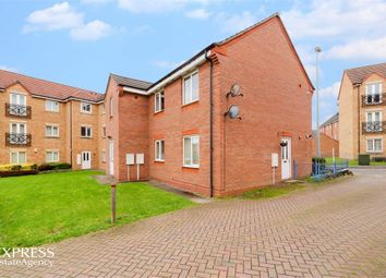 Thumbnail 2 bed flat for sale in Manifold Way, Wednesbury, West Midlands