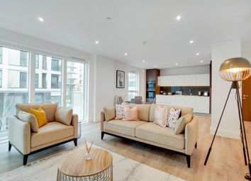 Thumbnail 2 bed flat for sale in Pegler Square, London