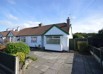 Thumbnail 2 bed semi-detached bungalow for sale in Cross Lane, Bebington, Merseyside
