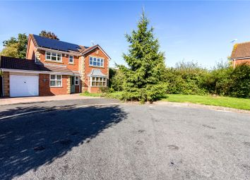 Thumbnail 4 bed detached house for sale in Hornsby Ave, Warndon Villages, Worcester