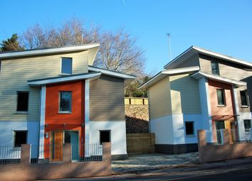 Thumbnail 4 bedroom town house to rent in Topsham Road, Exeter