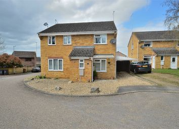Thumbnail 2 bed semi-detached house for sale in Glaisdale Close, Kingsthorpe, Northampton